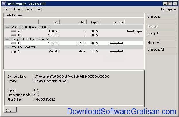 Aplikasi Gratis Terbaik untuk Enkripsi Data pada USB VeraCrypt