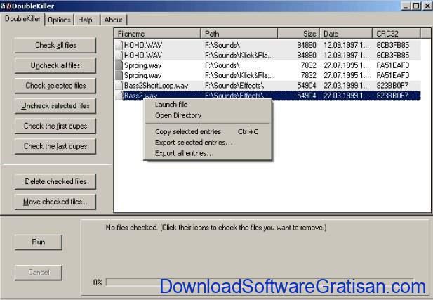 Cara Menemukan File Gambar Duplikat pada Windows DoubleKiller