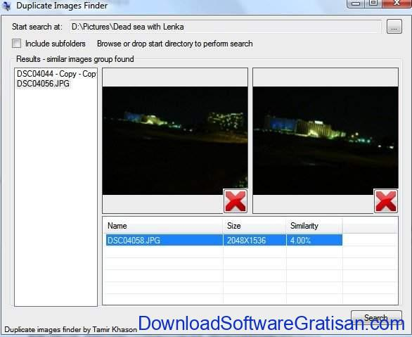 Cara Menemukan File Gambar Duplikat pada Windows DupliFinder