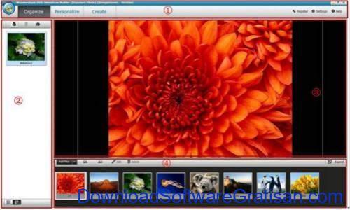 Aplikasi Gratis Pembuat Slideshow Foto Terbaik DVD Slideshow Builder