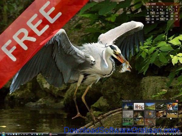 Aplikasi Kalender Gratis Terbaik untuk PC Art Plus ePix Wallpaper Calendar