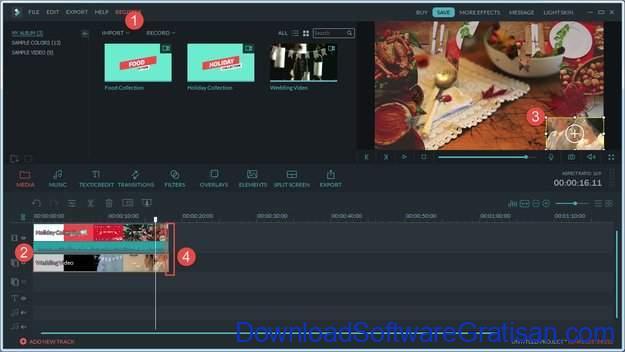 Aplikasi Gratis Pembuat Slideshow Foto Terbaik Filmora Video Editor
