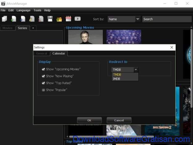 Aplikasi Katalog Film Gratis Terbaik untuk Windows jMovieManager