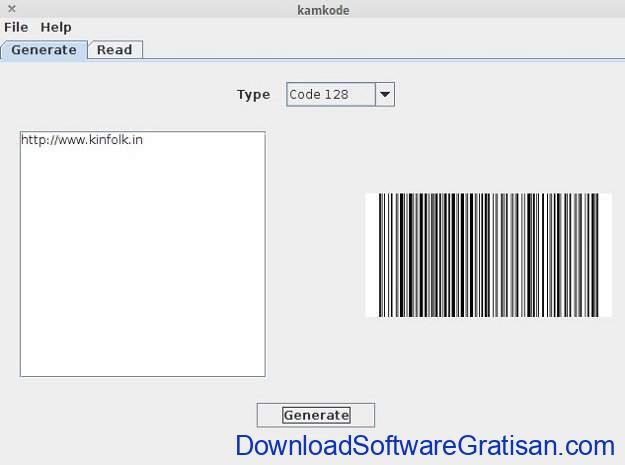 Aplikasi Pemindai Barcode Gratis Terbaik untuk Windows kamkode