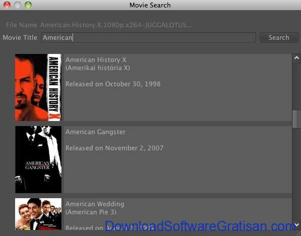 Aplikasi Katalog Film Gratis Terbaik untuk Windows MoviePly