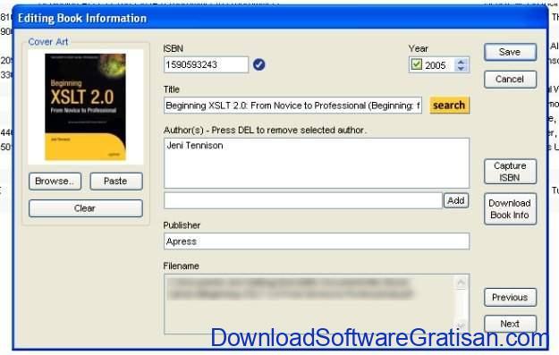 Aplikasi Pengelolaan Perpustakaan Gratis Terbaik My Ebook Library