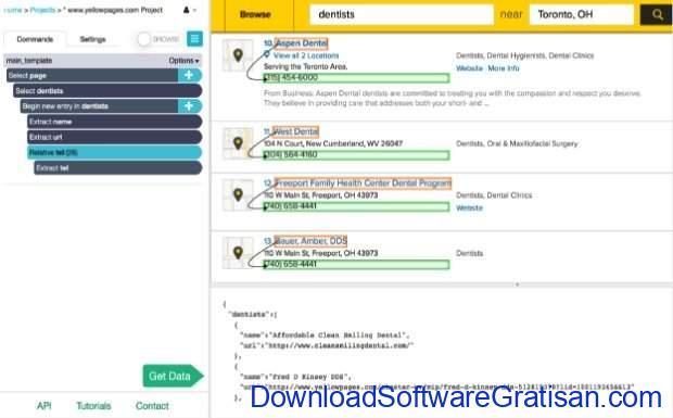 Aplikasi Web Scraper Terbaik untuk Menggali Data tanpa Coding ParseHub
