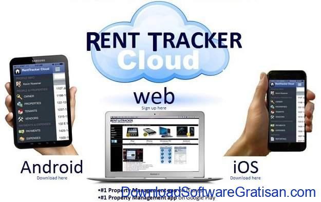 Aplikasi Online Manajemen Properti Gratis Terbaik RentTracker Cloud