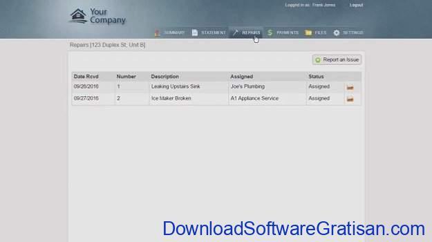 Aplikasi Online Manajemen Properti Gratis Terbaik RentecDirect