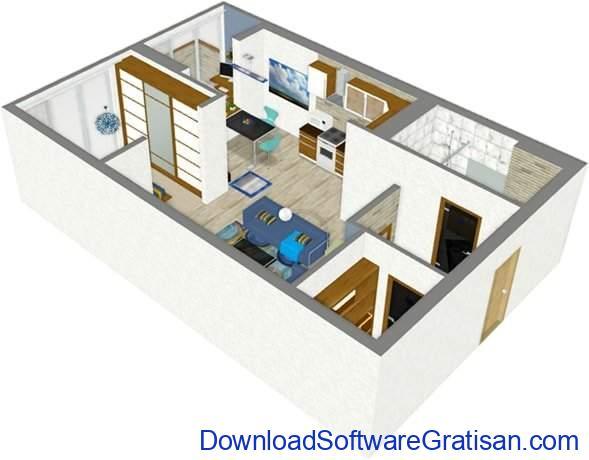 Aplikasi Online Terbaik untuk Mendesain Interior Rumah RoomToDo