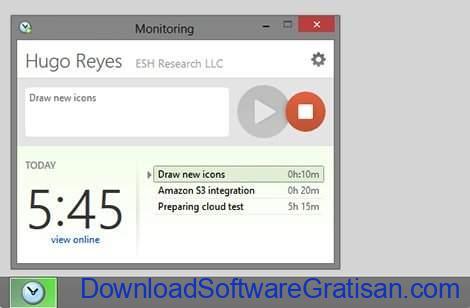 Aplikasi Monitoring Karyawan Gratis Terbaik untuk Windows Screenshot Monitor