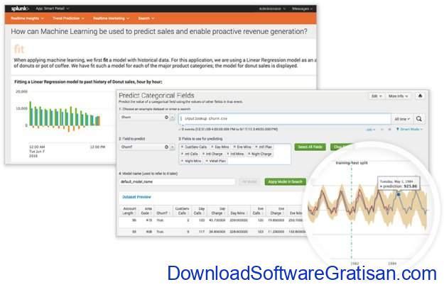 Aplikasi Monitoring & Analisis Jaringan untuk Sysadmin Splunk