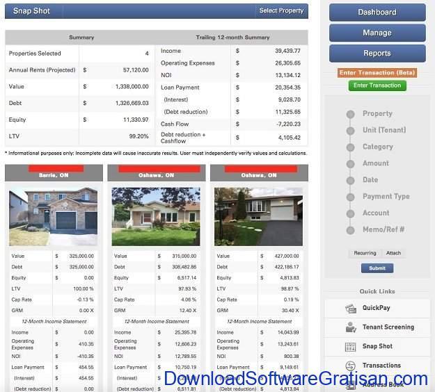 Aplikasi Online Manajemen Properti Gratis Terbaik TrueRent