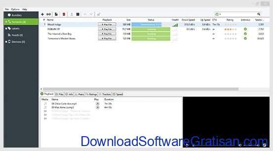 Aplikasi Peer-to-Peer (P2P) Gratis Terbaik untuk Sharing File uTorrent